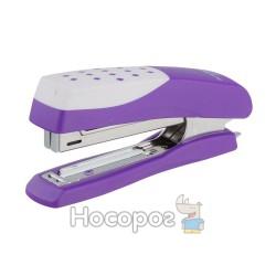 Степлер Buromax №10 фиолетовый 4131-07