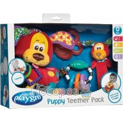 Подарочный набор Playgro Щенок 0183171