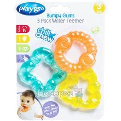 Прорезыватель Playgro Набор водных прорезывателей 0186335
