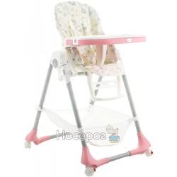 Стульчик для кормления Babyhit Triumph-Pink 34601