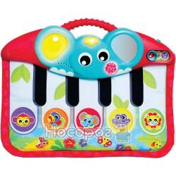 Музыкальная развивающая игрушка Playgro Пианино 0186367