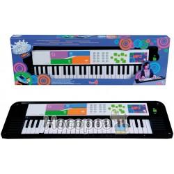 Електросинтезатор, 49 клавіш, 69х19 см, 6+