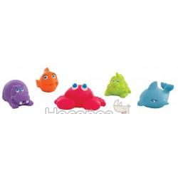 """0184967 - Іграшки — пирскавки """"Морські мешканці"""" (від 3 міс.)"""