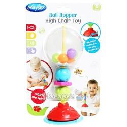Игрушка Playgro Шарики для стульчика 4086370