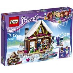 """Конструктор LEGO """"Горнолыжный курорт: шале"""""""