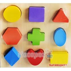 Megge shape board