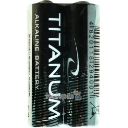 Батарейки Titanum alkaline LR6/AA